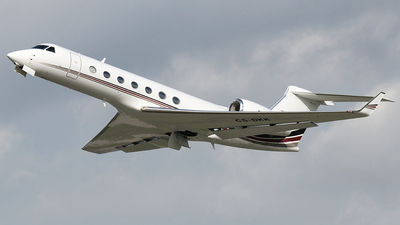 CS-DKK - Gulfstream G550 - NetJets Europe