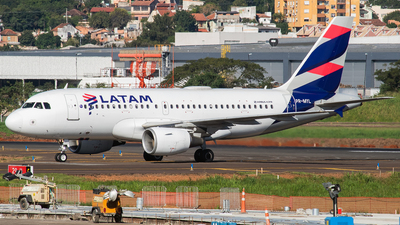 PR-MYL - Airbus A319-112 - LATAM Airlines