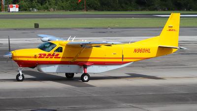 N960HL - Cessna 208B Grand Caravan - DHL Cargo