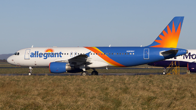N261NV - Airbus A320-214 - Allegiant Air