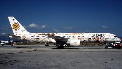 D-ABNF - Boeing 757-230 - Condor