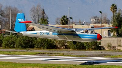 CC-KWK - Let L-13 Blanik - Aero Club - Planeadores de Vitacura