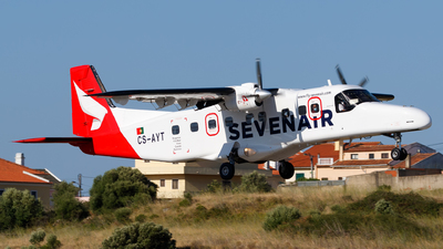 CS-AYT - Dornier Do-228-201 - Sevenair