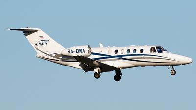 9A-DWA - Cessna 525A CitationJet 2 Plus - Winair