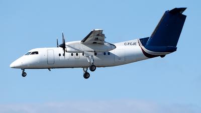 C-FCJE - Bombardier Dash 8-102 - Central Mountain Air