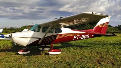 PT-BGO - Cessna 172 - Private