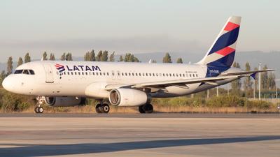 CC-CQO - Airbus A320-233 - LATAM Airlines