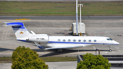 VP-CML - Gulfstream G650 - Private