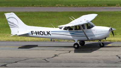 F-HOLK - Cessna 172S Skyhawk SP - Astonfly