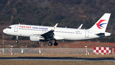 B-8395 - Airbus A320-214 - China Eastern Airlines