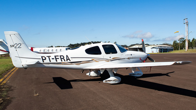 PT-FRA - Cirrus SR22-GTS - Private