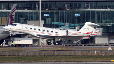 N811TM - Gulfstream G650ER - Private