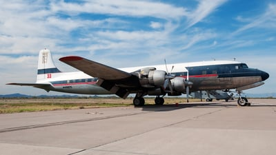 N4887C - Douglas DC-7B - International Air Response