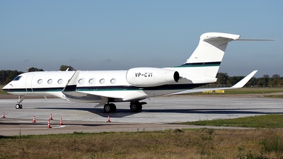 VP-CVI - Gulfstream G650 - Private