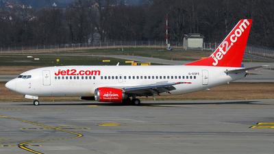 G-GDFE - Boeing 737-3Q8(QC) - Jet2.com
