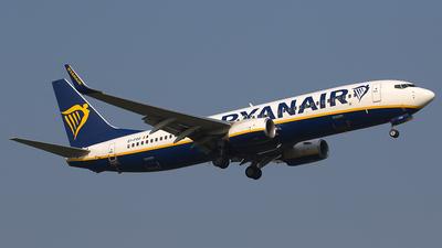 EI-FOO - Boeing 737-8AS - Ryanair