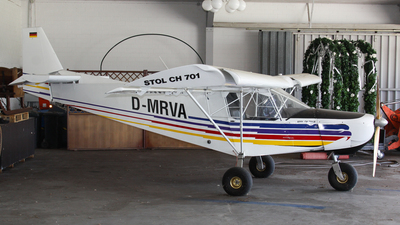 D-MRVA - Zenair STOL CH 701 - Private