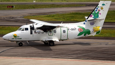 F-OIXT - Let L-410UVP-E20 Turbolet - Air Guyane