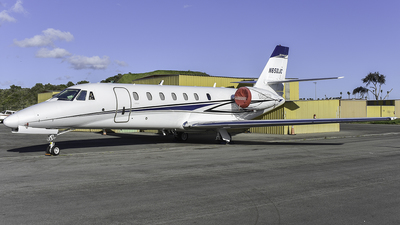 N650JC - Cessna 680 Citation Sovereign - Private