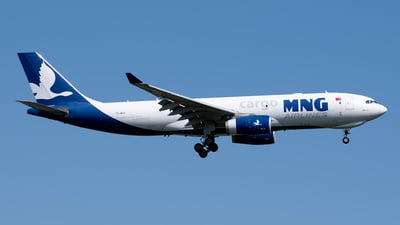 A picture of TCMCZ - Airbus A330243F - MNG Airlines - © Cary Liao