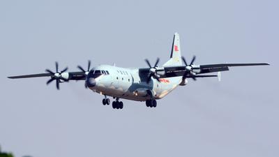 10054 - Shaanxi Y-9 - China - Air Force