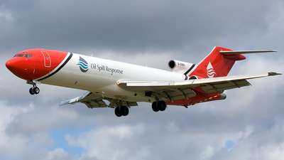 G-OSRA - Boeing 727-2S2(Adv)(F) - T2 Aviation