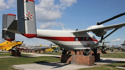 110 - Antonov An-14 Clod - Bulgaria - Air Force