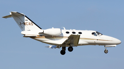 I-MCAS - Cessna 510 Citation Mustang - Private