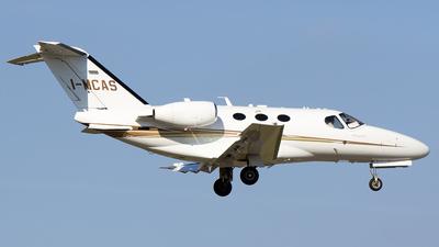 A picture of IMCAS - Cessna 510 Citation Mustang - [5100185] - © Attilio Venturi
