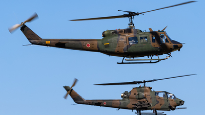41824 - Bell UH-1J Huey - Japan - Ground Self Defence Force (JGSDF)
