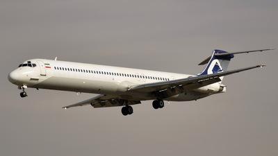 EP-CBI - McDonnell Douglas MD-83 - Taftan Air