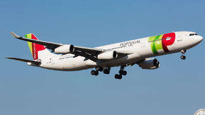 CS-TOB - Airbus A340-312 - TAP Air Portugal