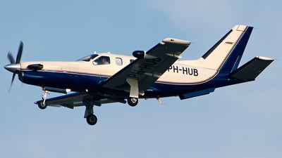 PH-HUB - Socata TBM-700A - Private