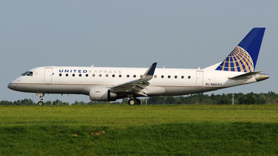 A picture of N86311 - Embraer E175LR - United Airlines - © DJ Reed - OPShots Photo Team