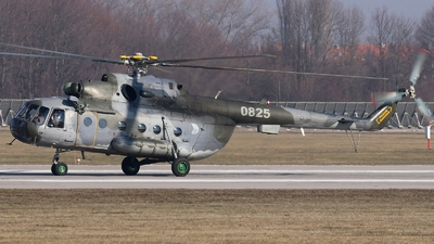 0825 - Mil Mi-17 Hip - Czech Republic - Air Force