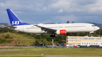 A picture of LNRRT - Boeing 737883 - SAS - © R.Rimestad