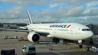 F-GSPV - Boeing 777-228(ER) - Air France