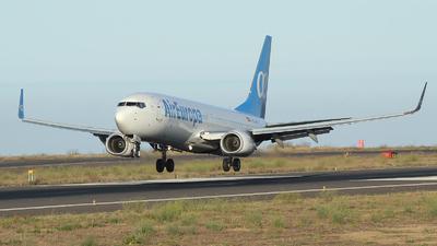 EC-LPR - Boeing 737-85P - Air Europa