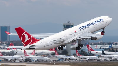 TC-JIT - Airbus A330-223 - Turkish Airlines
