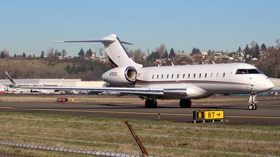 N115QS - Bombardier BD-700-1A11 Global 5000 - NetJets Aviation