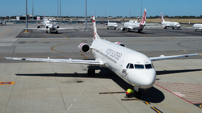 VH-FSW - Fokker 100 - Virgin Australia Regional Airlines