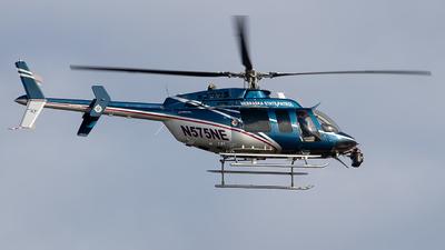 N575NE - Bell 407 - United States - Nebraska State Patrol