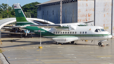 2222 - IPTN CN-235-220 - Thailand - Bureau of Royal Rainmaking and Agricultural Aviation (KASET)