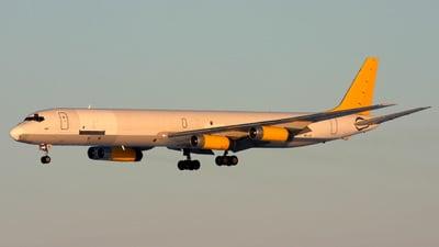 9G-LIL - Douglas DC-8-63(F) - Johnsons Air