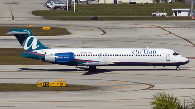 N960AT - Boeing 717-2BD - airTran Airways