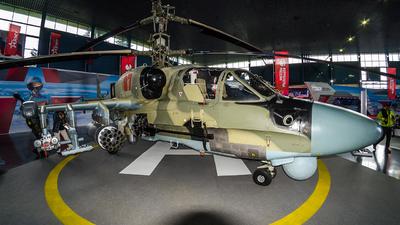 RF-13426 - Kamov Ka-52 Alligator - Russia - Air Force