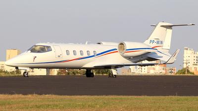 PP-WIN - Bombardier Learjet 60 - Private