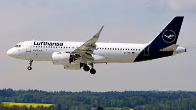 D-AINK - Airbus A320-271N - Lufthansa