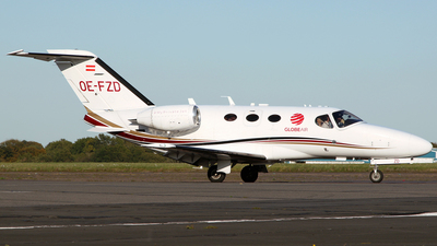 OE-FZD - Cessna 510 Citation Mustang - Private