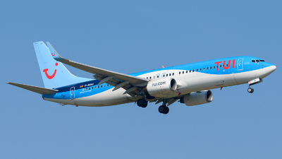 A picture of DABAG - Boeing 73786J - TUI fly - © Günter Tiroler